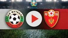 Qualificazioni Euro 2020: oggi Bulgaria-Montenegro, primo match di un'intensa giornata
