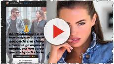 Andrea Iannone, amore al capolinea con la modella Audrey Bouetté