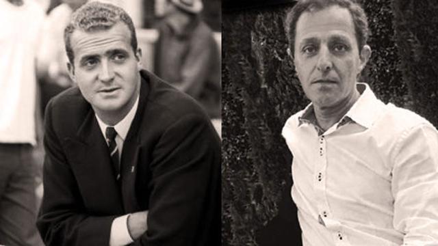 Albert Solà defiende ser hijo ilegítimo de Juan Carlos I en un libro