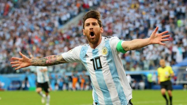 Football: 5 infos avant Argentine – Venezuela