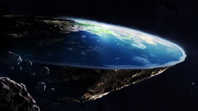 Terraplanistas querem provar que a terra é plana e organizam viagem à 'Grande Borda'