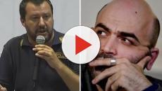 Scontro Saviano-Salvini: Selvaggia Lucarelli dà ragione al ministro