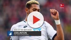 Joelinton podría ser la mayor venta del Hoffenheim siendo récord de transferencia