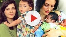 6 famosos pais e filhos prematuros