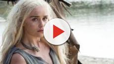 Emilia Clarke de GOT, sufrió dos aneurismas cerebrales