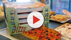 Uno studio rivela che alcuni cartoni della pizza potrebbero essere tossici per la salute