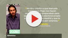 Ni anticapitalistas ni errejonistas dan la bienvenida a Pablo Iglesias en su regreso
