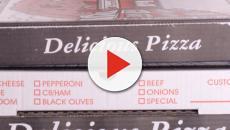 I cartoni per la pizza potrebbero essere potenzialmente dannosi per la salute