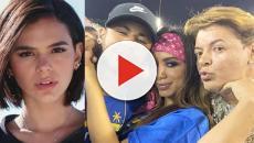 Bruna Marquezine fala sobre Anitta: 'ela já deixou claro que não somos amigas'