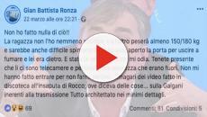 Gian Battista di Uomini e Donne: 'Non ho aggredito quella donna'