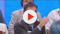 U&D, Gian Battista si difende: 'Quella della redazione non l'ho sfiorata, peserà 150 kg'