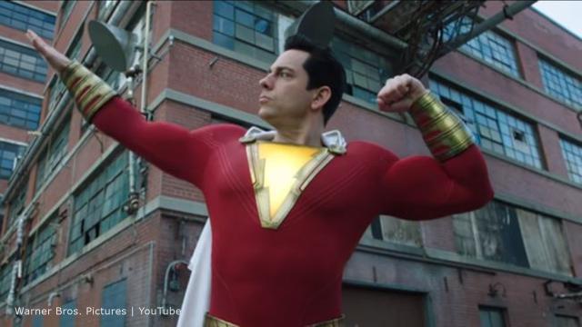 Shazam lands a 95% Critics Consensus rating