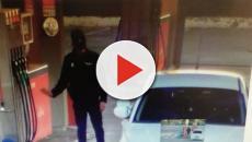 Detenido en Valencia un policía por irse sin pagar en una gasolinera