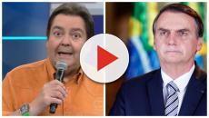 Defensores de Jair Bolsonaro criticam no Twitter postura de Faustão