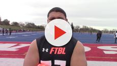 Nebraska football will be hosting a top ranked DT for the spring game