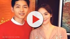 Song Hye Kyo and Song Joong Ki fans still worry they may be divorced