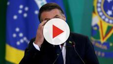 Após conflitos com Maia, Bolsonaro elogia trabalhos de Moro em rede social