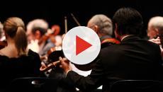 Musica gioco dell'anima, Michele Mirabella illustra Rossini