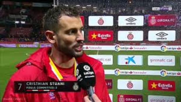 Après Suarez et Cavani, c'est Stuani qui brille avec l'Uruguay