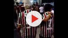 Flamenguista que agrediu torcedor do Fluminense é detido pela polícia
