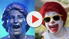 5 memes da estátua de Renato Gaúcho que viralizaram nas redes sociais