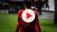 Cristiano Ronaldo infortunato, ma non manca l'ottimismo, 'Lieve lesione ai flessori'