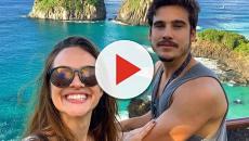 Nicolas Prattes e Juliana Paiva não estariam mais namorando, diz site