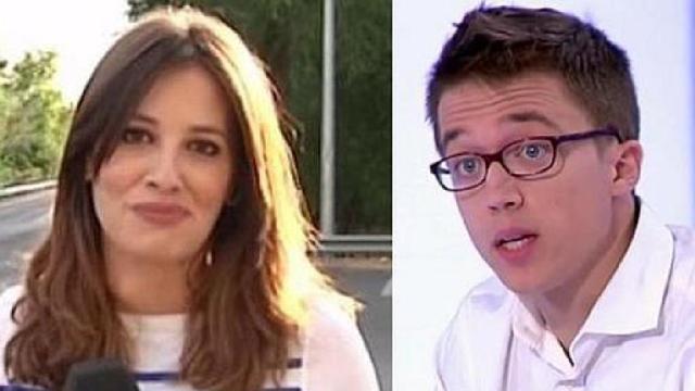 Iñigo Errejón se va de escapada romántica con la periodista Gloria Mena