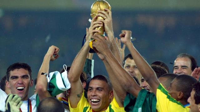 Jogadores do Palmeiras que já conquistaram a Copa do Mundo pela Seleção Brasileira