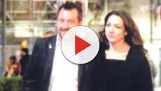 Matteo Salvini e la nuova fidanzata Francesca Verdini: prime immagini su 'Chi'