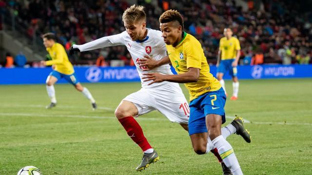 Curiosidades a respeito da vitória do Brasil sobre a República Tcheca