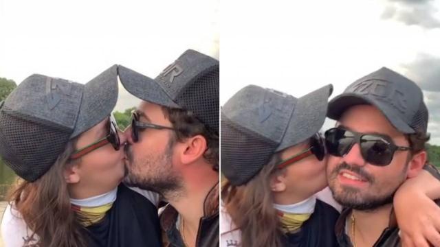 Maiara e Fernando trocam declarações na Instagram