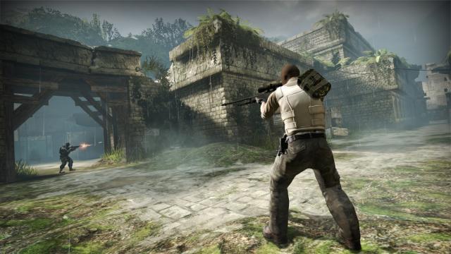 Games que possuem muitos jogadores online