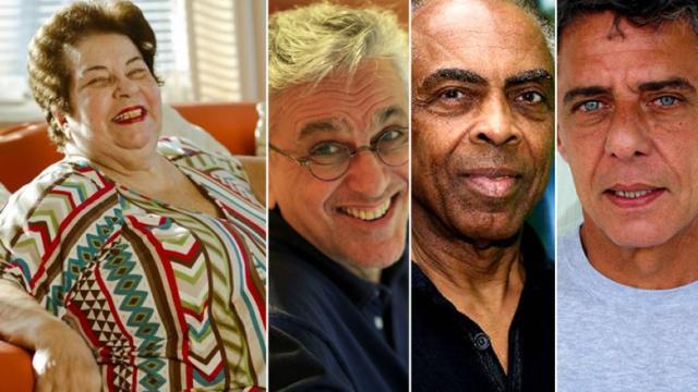 Nana Caymmi critica artistas que vivem falando mal do governo Bolsonaro