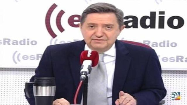 La advertencia de Jiménez Losantos a Jorge Javier: 'La fama es la peor enfermera'