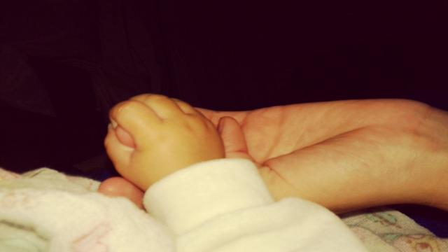 Catarina Sequeira, vítima de morte cerebral, deu à luz na última quinta-feira (28)