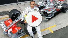 Lewis Hamilton trionfa nel Gran Premio del Bahrain; Bottas secondo
