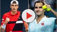 5 chiffres à retenir avant la finale Federer-Isner