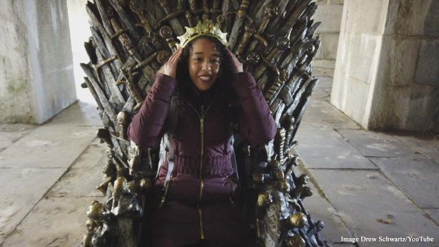 Game of Thrones: Woman crowned after finding replica Iron Throne in Queens, New York