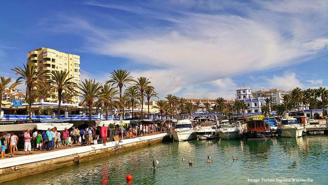 5 major attractions to tempt you to visit Estepona on the Costa del Sol in Spain