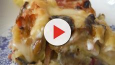 Ricetta lasagne, speck e funghi