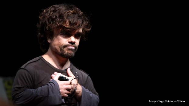 Peter Dinklage of Game of Thrones spotted in New York with his daughter