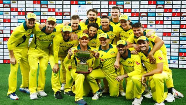 Highlights: Australia wins 5th ODI, whitewash Pakistan 5-0 in ODI series