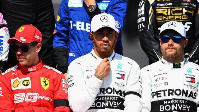 F1 : le top 5 des pilotes après le GP de Bahreïn