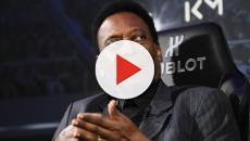 Pelé sofre crise de tetania e precisa ser hospitalizado na França