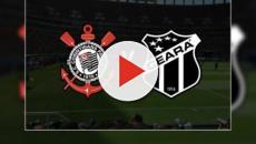 Corinthians x Ceará: Rede Globo faz transmissão ao vivo nesta quarta (3) às 21h30