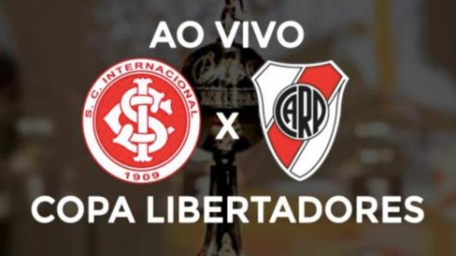 Internacional x River Plate: transmissão no SporTV nesta quarta (3) às 19h15
