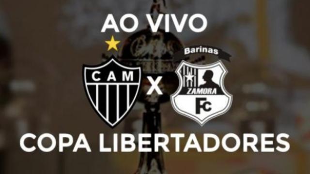Atlético-MG x Zamora: Fox Sports faz transmissão ao vivo hoje a partir das 19h