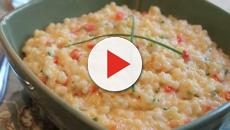 A very simple and easy to make couscous recipe