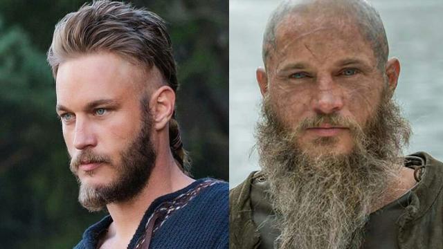 6 atores do elenco de Vikings que mudaram bastante com o passar das temporadas